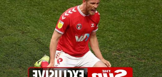 Jayden Stockley desperate for permanent Charlton transfer after rediscovering lethal touch in loan spell from Preston