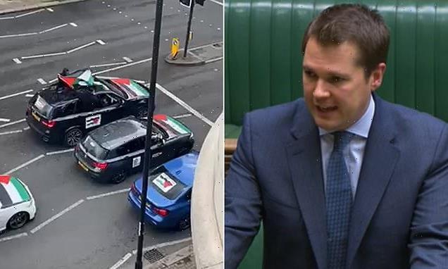 Jenrick blasts 'racist' anti-Semitic attacks on British Jews