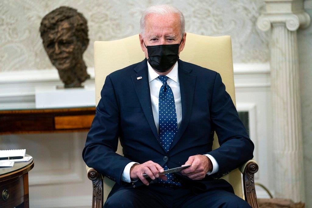 Joe Biden Sets Goal Of 70% Of U.S. Adults Having At Least One Covid-19 Shot By July 4