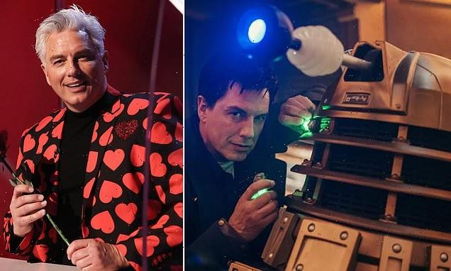 John Barrowman is removed from new Doctor Who live event