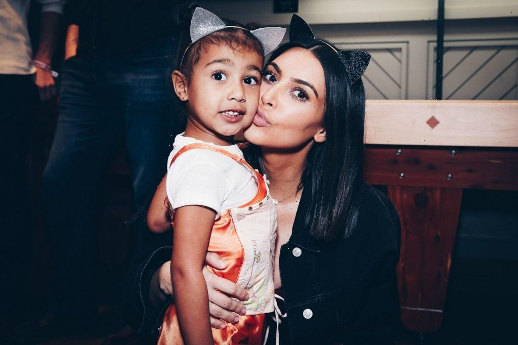 'KUWTK': Kim Kardashian West Reveals Daughter North Likes to Imitate Her Crying Scenes