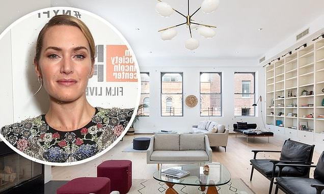 Kate Winslet 'sells penthouse after listing it for $5.69M'