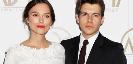 Keira Knightley Allegedly Dropping Her Last Name to Adopt Husband's Surname