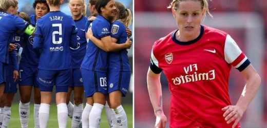 Kelly Smith backs Hayes and Chelsea to triumph in Europe just as she did with Arsenal Ladies