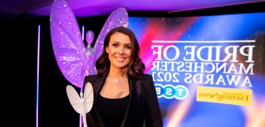 Kym Marsh to host Pride of Manchester Awards to honour region's unsung heroes