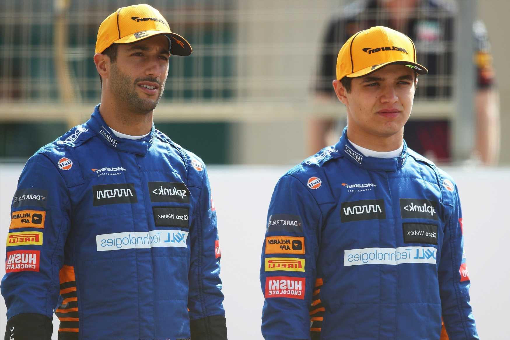Lando Norris slams F1 fans for creating 'absolute c**p' after he waved to Daniel Ricciardo at Monaco Grand Prix