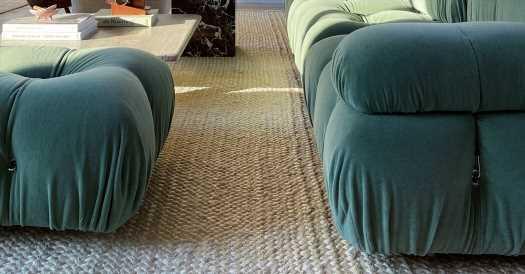 Like Sweatpants, Squishy Furniture Is In