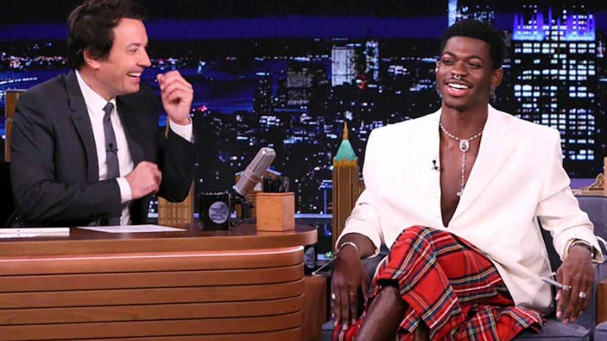 Lil Nas X Talks SNL Wardrobe Malfunction, Proves It Wasn't Intentional with Rehearsal Footage