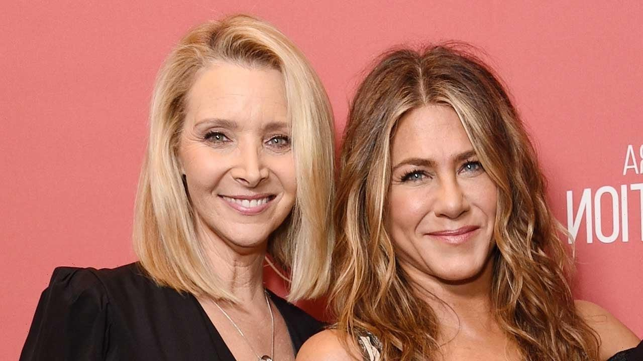Lisa Kudrow Reveals Why Her Son Thought Jennifer Aniston Was His Mom