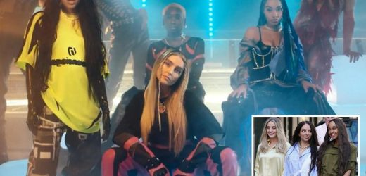 Little Mix reveal music bosses tried to make one of them the standout star by having a 'lead' singer