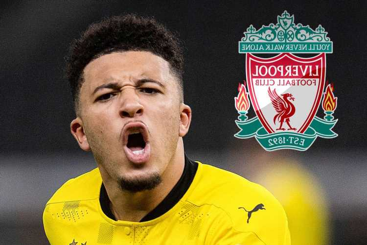 Liverpool 'looking at Jadon Sancho again' but face transfer battle with Man Utd and Chelsea for Borussia Dortmund star