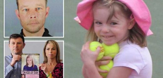 Madeleine McCann cops given dramatic new evidence against prime suspect Christian B