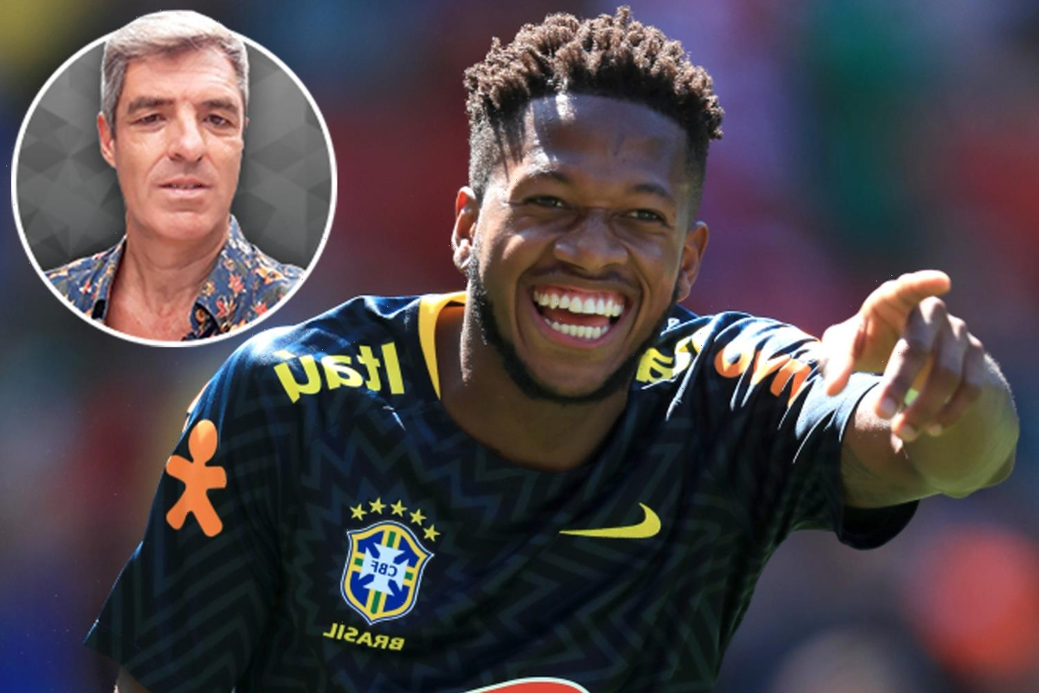 Man Utd star Fred gets shock chance for Brazil as boss Tite calls him up ahead of vital World Cup games