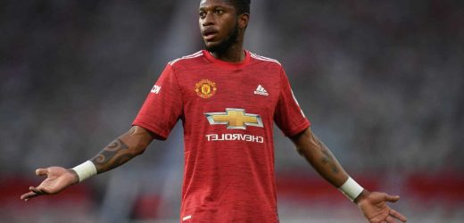 Man Utd star Fred suffers fresh vile racist abuse on social media after Liverpool loss just weeks after boycott