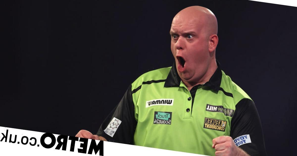 Michael van Gerwen promises return to dominance of darts: 'I'm the boss again'
