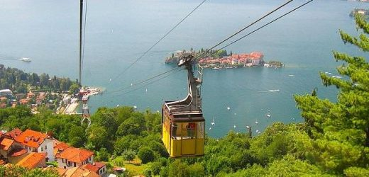 Mountaintop cable car kills eight passengers in northern Italy