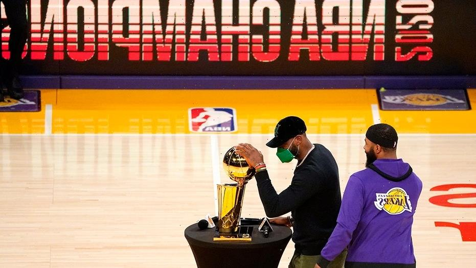 NBA play-in tournament will feature defending champion Lakers, other superstars