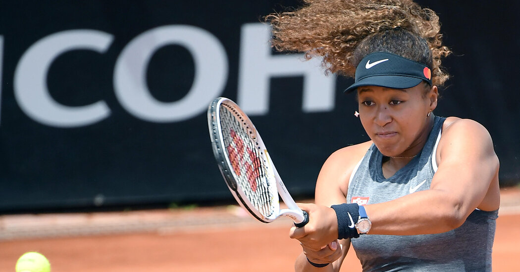 Naomi Osaka Says She Won't Talk to Journalists at the French Open