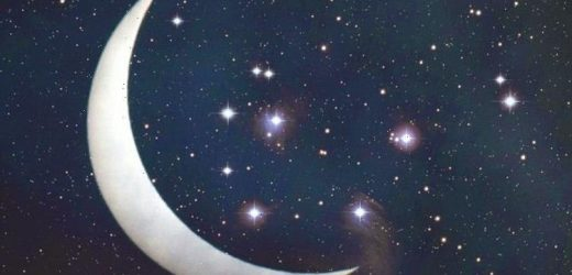 New Moon spiritual meaning: What does May's New Moon mean for you? 'Dream up your future'