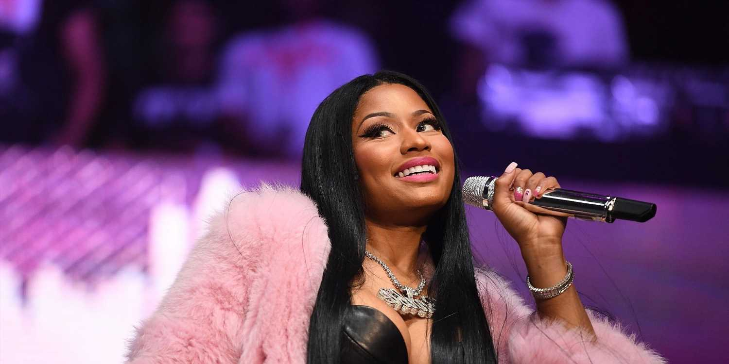 Nicki Minaj Posted the Cutest Video of Her Son and He's Gotten So Big!