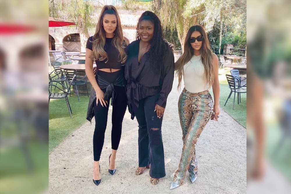 Nori's Black Book creator wants to go to Kardashian Christmas party