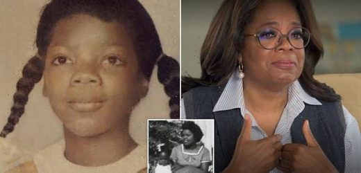 Oprah recalls being repeatedly raped by 19-year-old cousin at age nine