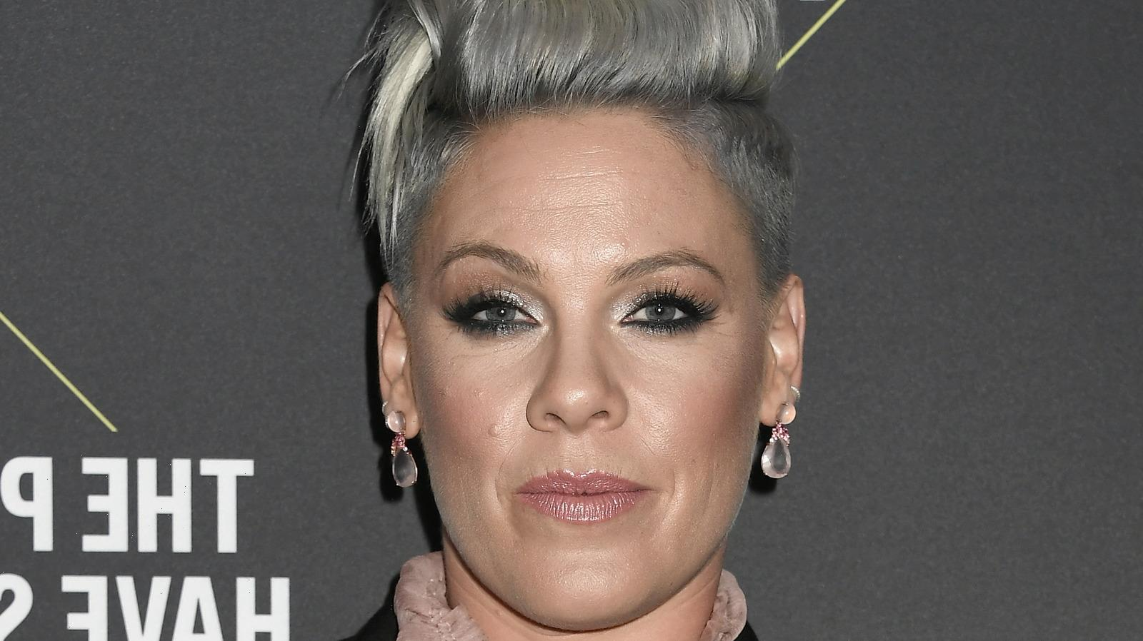 Pink Opens Up About What It's Like Being A Mom And A Rock Star