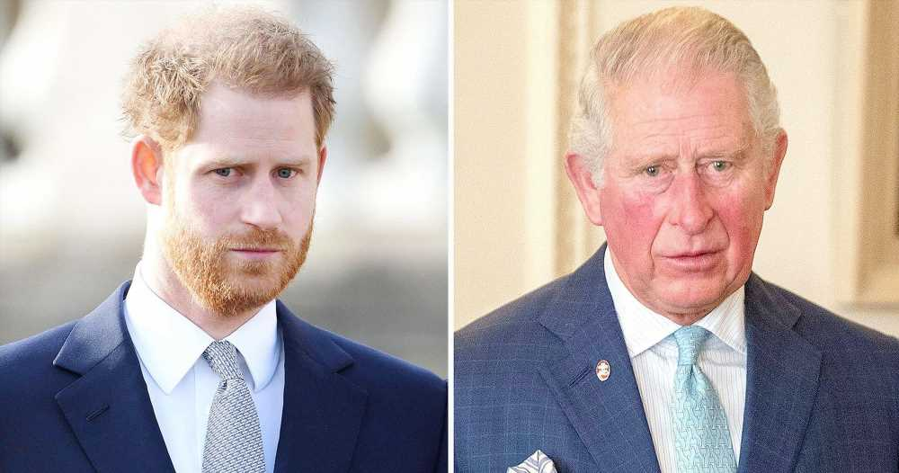 Prince Charles Is 'Boiling With Anger' Over Prince Harry's New Family Claims