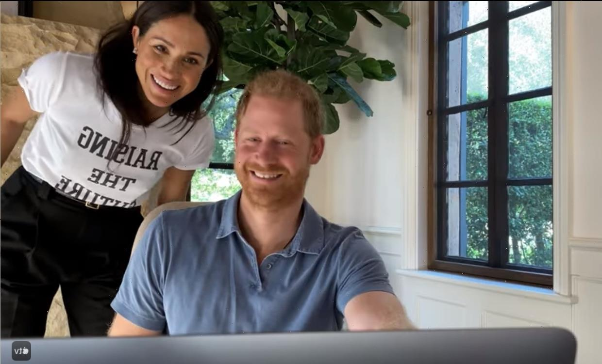 Prince Harry & Oprah will do 'The Me You Can't See: A Path Forward' town hall