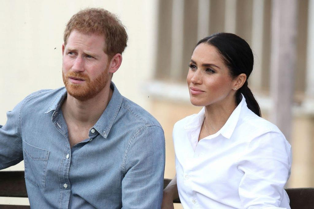 Prince Harry Says an Argument With Meghan Markle Inspired Him to Start Therapy