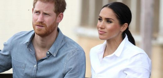 Prince Harry and Meghan Markle Accused of Cashing In on Royal Titles