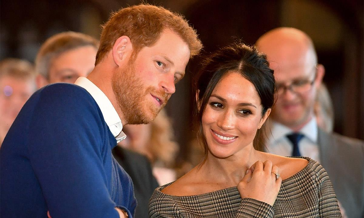 Prince Harry and Meghan Markle revealed their wedding song on their podcast