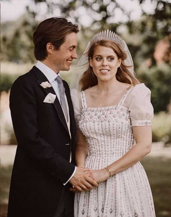 Princess Beatrice's pregnancy announcement was a 'total dig' at the Sussexes