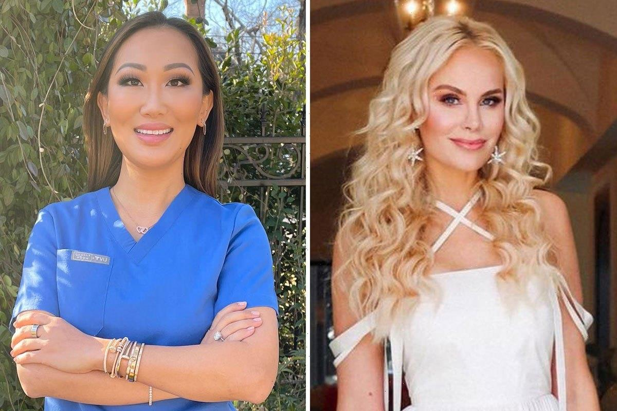 RHOD fans urge Bravo to 'fire' Kameron Westcott after her 'racist' attack on co-star Tiffany Moon