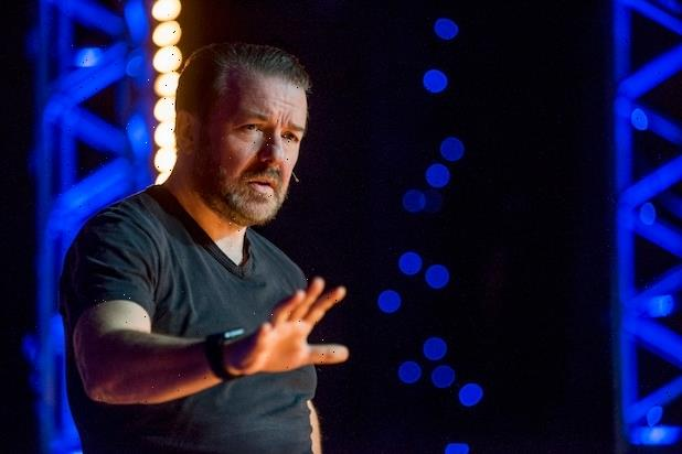 Ricky Gervais 'Appalled' by 'Predator' Claims Against 'After Life' Producer
