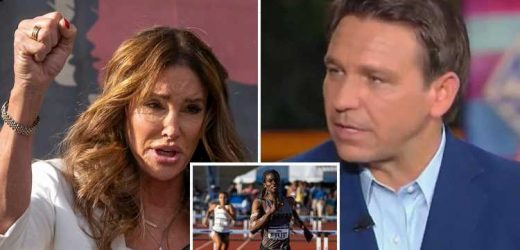 Ron DeSantis to sign bill banning trans females from women's sports as Caitlyn Jenner says they have 'unfair advantage'
