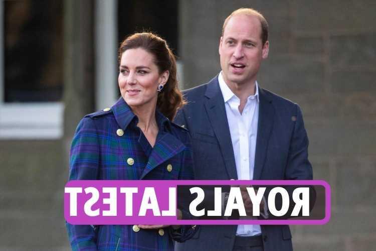 Royal Family news – Kate Middleton & Prince William reminisce university days in St Andrews before heading to Edinburgh