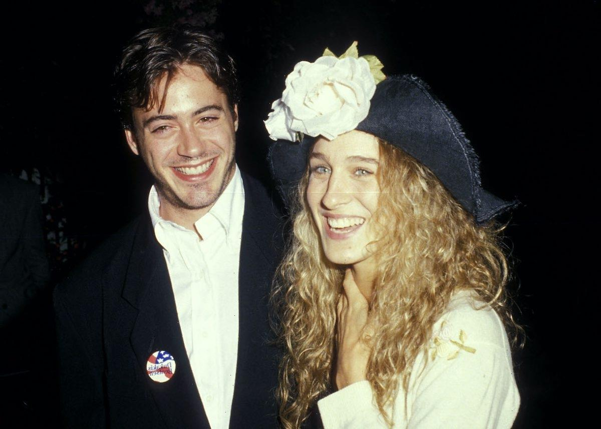 Sarah Jessica Parker and Robert Downey Jr. Planned on Getting Married in the 1980s