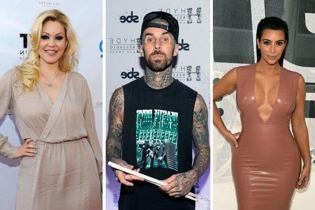 Shanna Moakler: Travis Barker Cheated On Me With KIM Kardashian!
