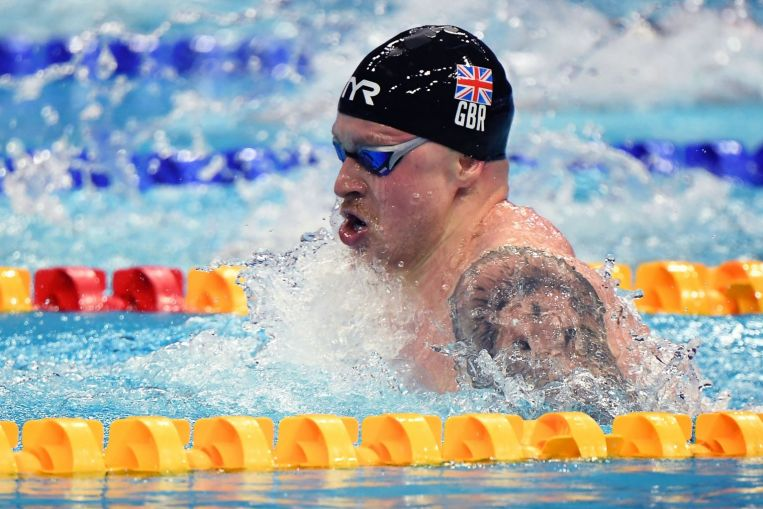 Swimming: Britain, Italy end European Championships with Olympic sign of intent