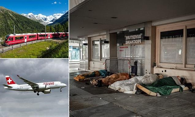 Swiss city offers homeless people one-way tickets to other countries