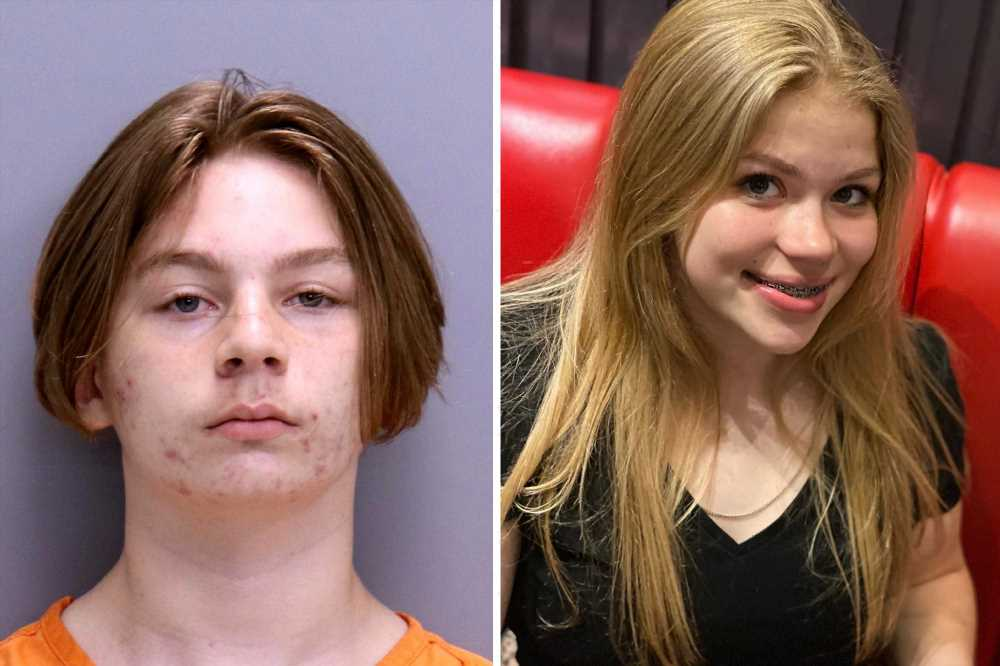 Teen accused of killing 13-year-old cheerleader allegedly stabbed her 114 times