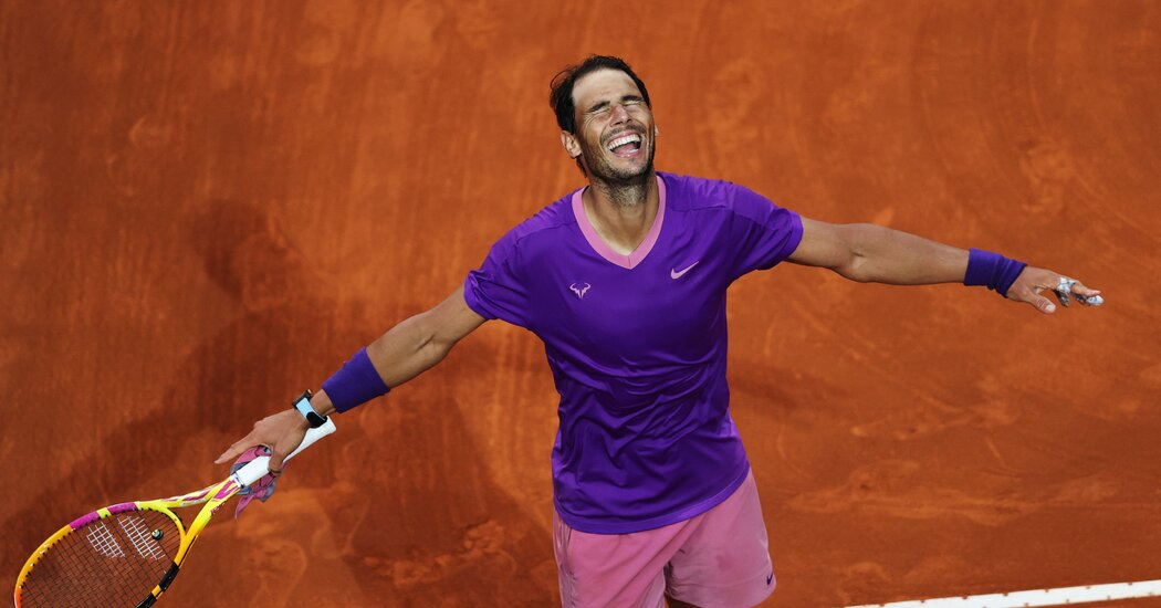 The French Open Gets Closer to Normal