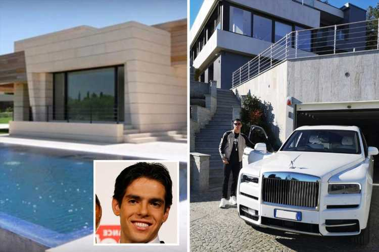 The amazing homes of Messi, Beckham and Ronaldo, but which footballer has the most expensive property? – The Sun