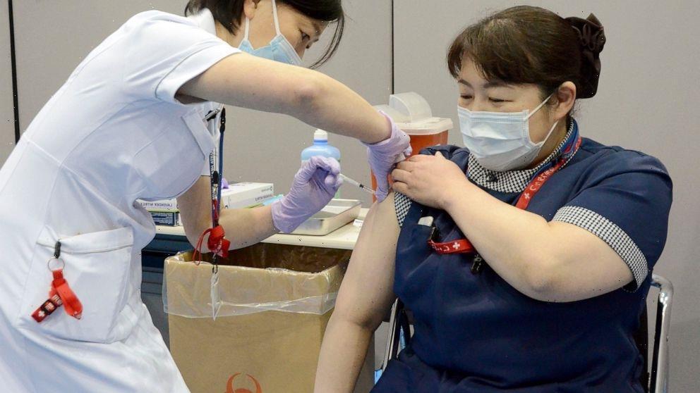 Tokyo Games need 500 nurses; nurses say needs are elsewhere