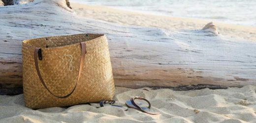 Upgrade Your Summer Getaway With These Beach Bag Essentials