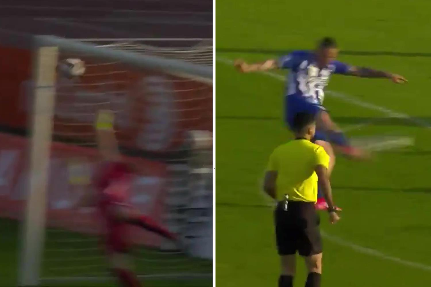 Watch Marek Hamsik score 'one of the best goals' of his career to finally open Goteborg account following shock move