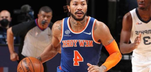 We've never seen anything like Derrick Rose's second Knicks act