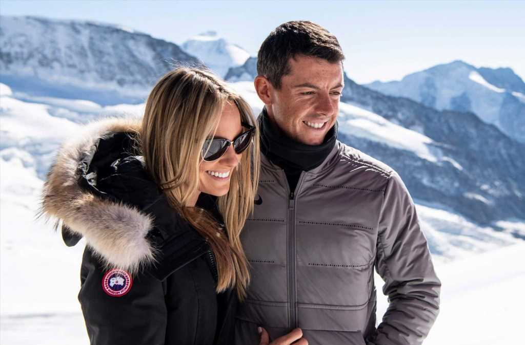 Who is Rory McIlroy's wife Erica Stoll and how many children do couple have? – The Sun