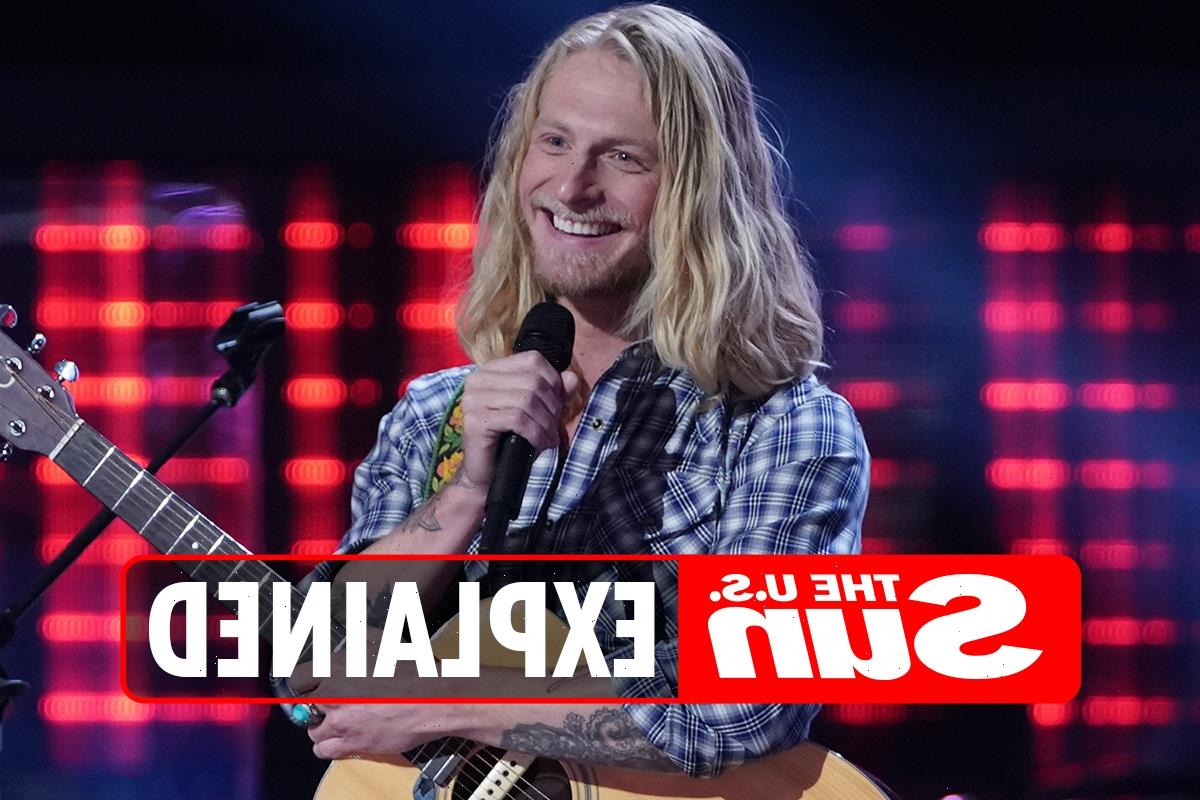 Who is The Voice finalist Jordan Matthew Young?